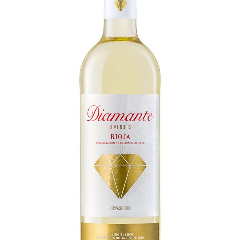 Diamante Blanco Semi-Dulce