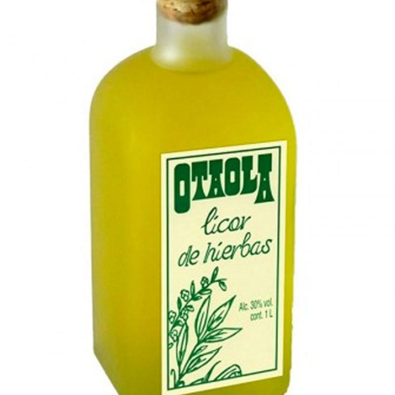 Licor de Hierbas Otaola 1l